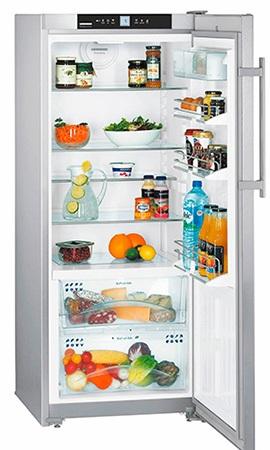 Холодильник с одной камерой