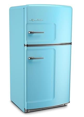 Винтажный холодильник