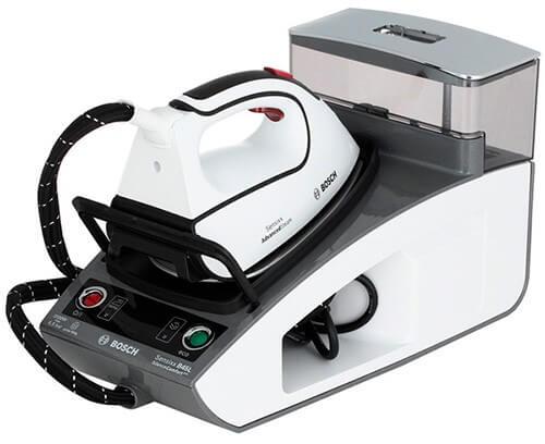 Парогенератор Bosch Sensixx B45L SilenceComfort400 TDS4581