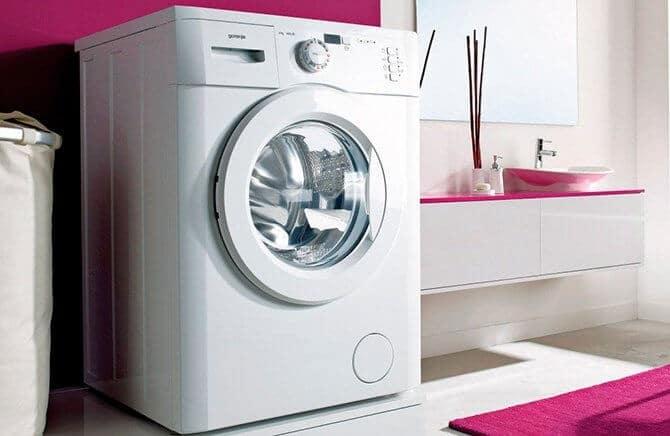 Фронтальная стиральная машинка