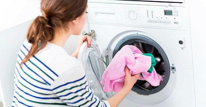 Объем загрузки стиральной машины