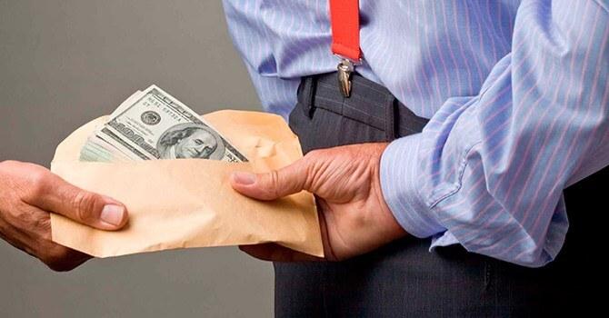 Проведение серых сделок в обход Налогового кодекса