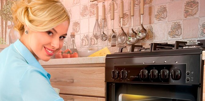 Как выбрать газовую плиту