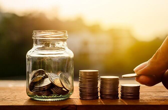 Копим деньги на жилье с зарплатой 30 000 рублей