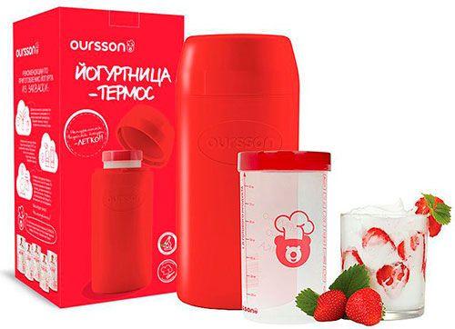 Йогуртница-термос