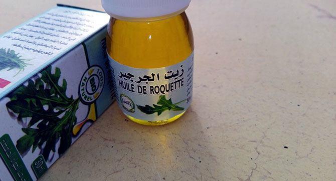 Масло из семян рукколы