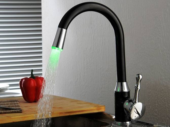 Подсветка воды