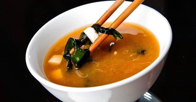 Мисо суп - что это такое? Секреты приготовления блюда.