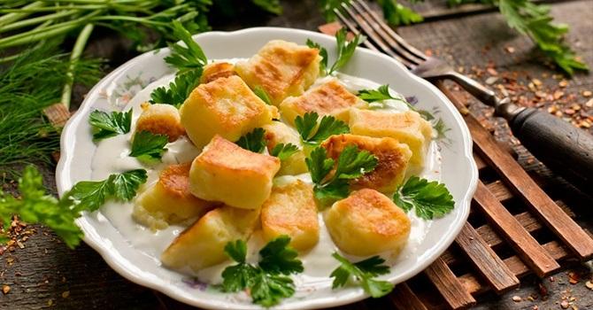 Рецепт клецек для супа
