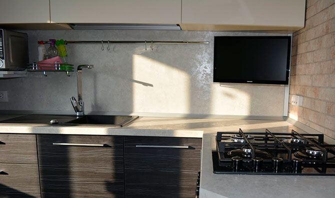 Настенный TV