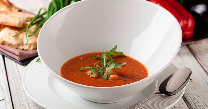 Рецепт с креветками