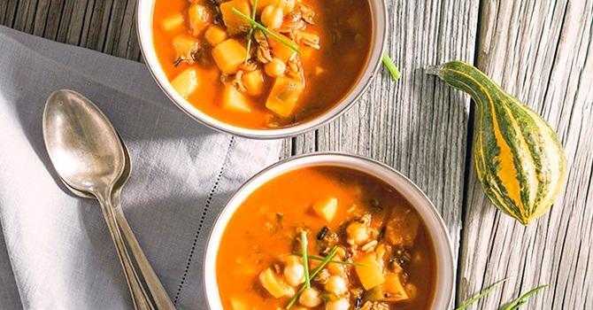 Рецепт супа с картошкой