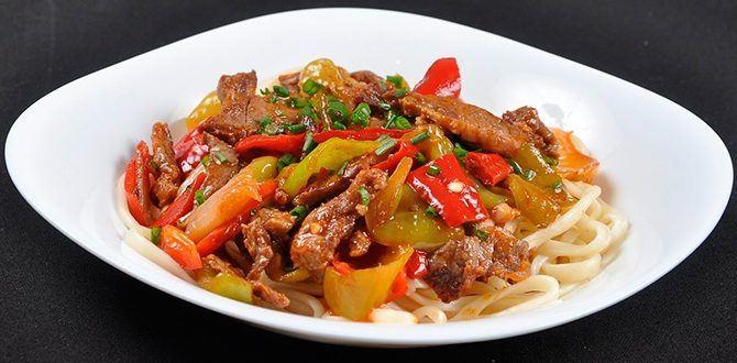 Рецепт узбекского лагмана