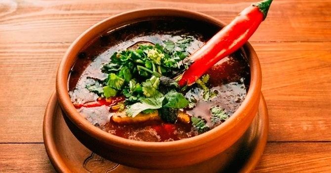 Рецепт харчо из говядины