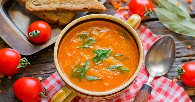 Картофельно-томатный