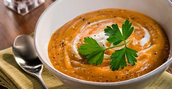 Рецепты супа-пюре