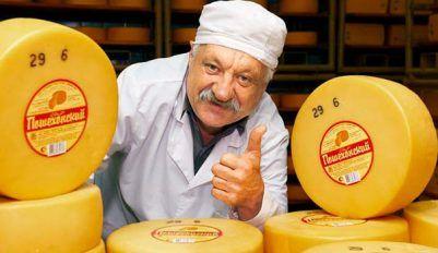 Польза сыра
