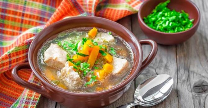 Рецепт деревенского супа