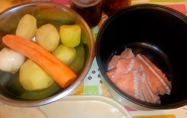 Рецепты ухи в домашних условиях приготовление
