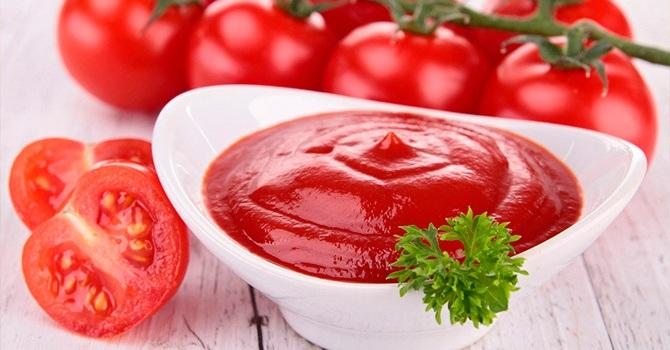 Домашний кетчуп из помидор классический