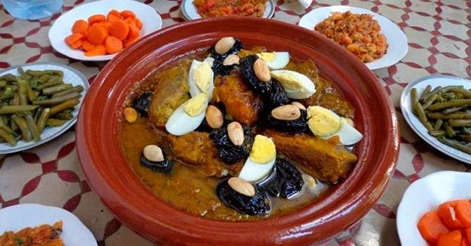 Рецепт марокканского супа чорба