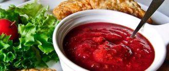 Рецепт соуса ткемали