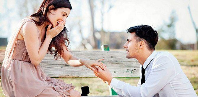 Как правильно сделать предложение руки и сердца