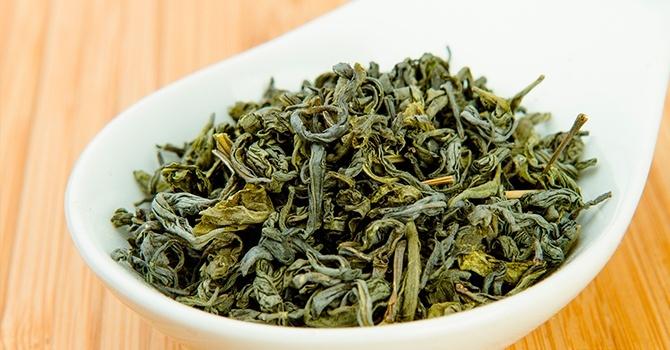 Чай из цельных листочков