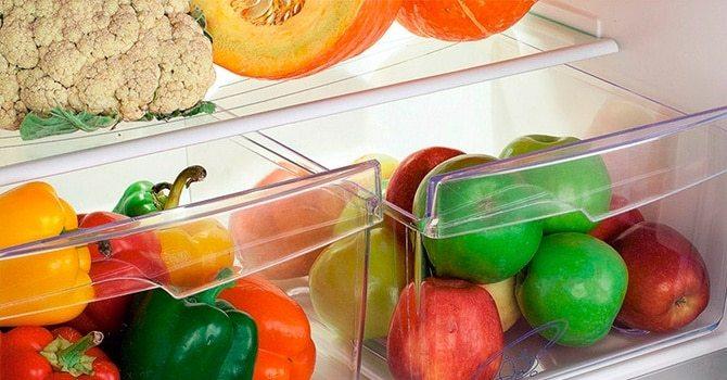 Храним в холодильнике