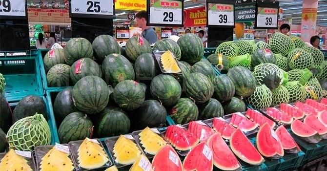Покупаем в супермаркете