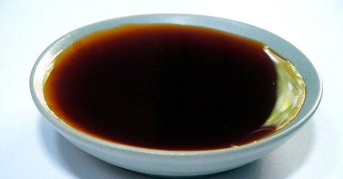 Ароматный соус
