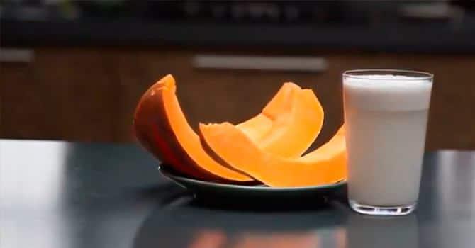 На кокосовом молоке