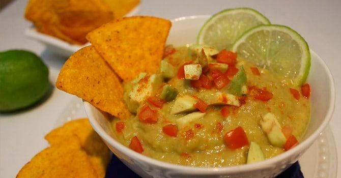 Рецепт гуакамоле от Джейми Оливера