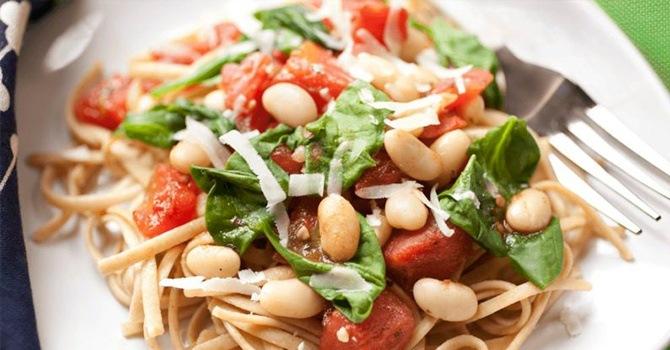 Рецепт с фасолью