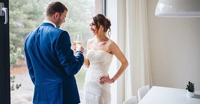 Козероги рационально подходят к выбору супруги