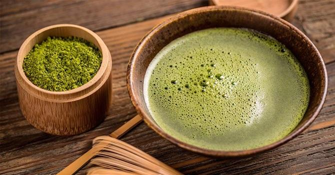 Экзотический японский чай