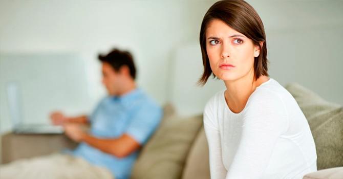 Что предпринять, если муж ушел к другой