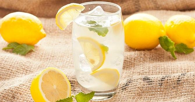 Рецепт с лимоном