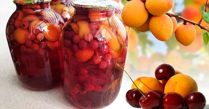 Рецепт из абрикосом