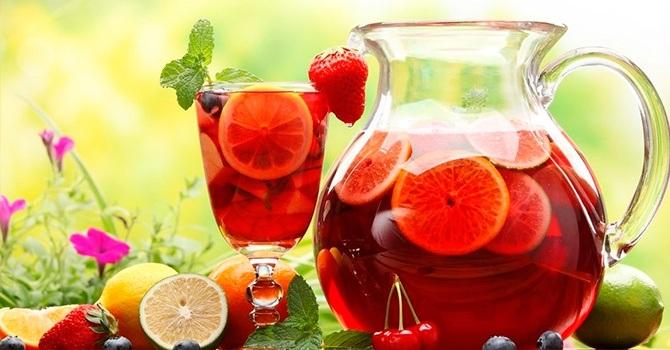 Рецепт с фруктами