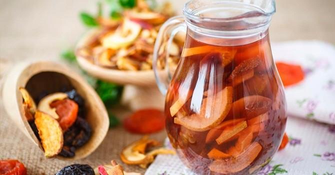 Рецепт из сушеных груш
