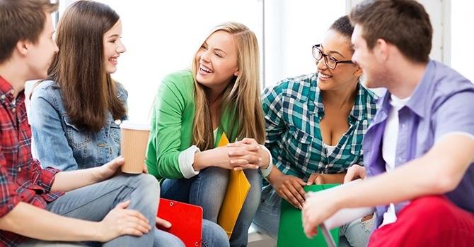 Старайтесь побольше общаться с друзьями