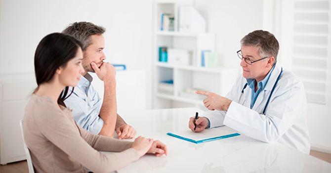 Сходите на консультацию врача