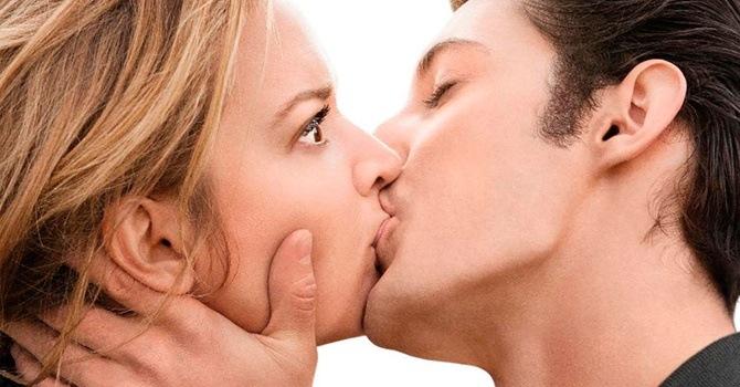 Основные ошибки при поцелуе