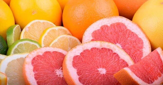 Полезные свойства красного и белого грейпфрута для нашего организма