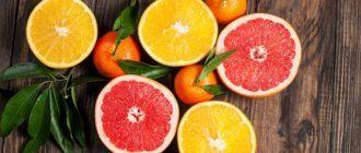 Разберем пользу и вред грейпфрута для человека