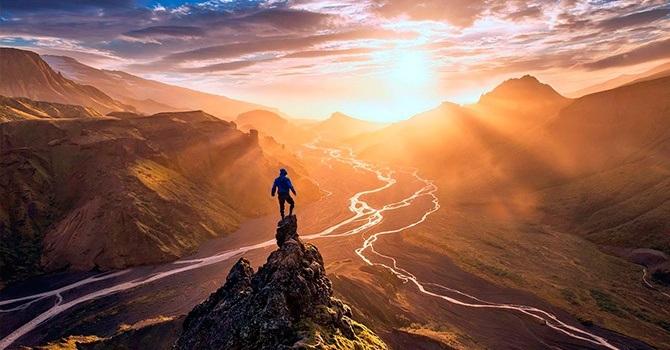 Освободить голову от равнодушного человека поможет путешествие и активный отдых
