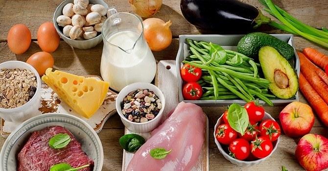 Обязательно разнообразьте свой рацион овощами и фруктами