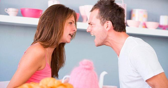 Ссоры неотъемлемая часть отношений