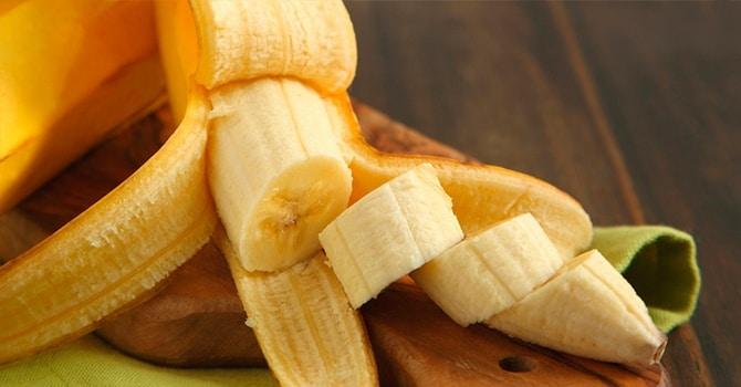Привычные для нас желтые плоды
